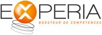Logo Experia Formations : Boosteur de compétences